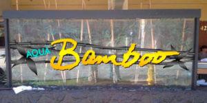 Aqua bamboo