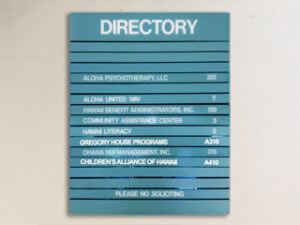 Aloha United Way Directory