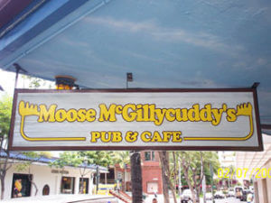 Moose McGillycuddys
