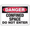 Danger Confined Space 2