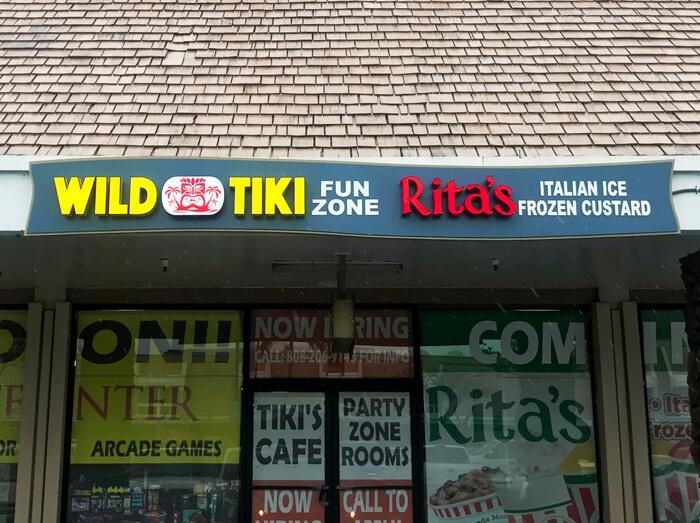 Tiki's Cafe