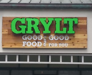 Face Lit Channel Letters Business Sign for Grylt