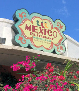 Cloud Cut Lightbox for Mexico Restaurant