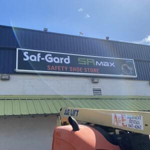Saf-Gard Flex Face Lightbox