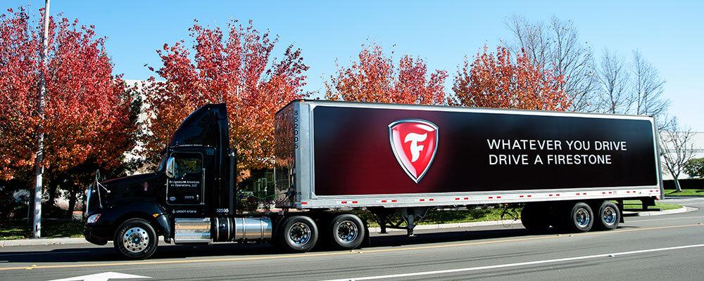 Vehicle Graphics Billboard